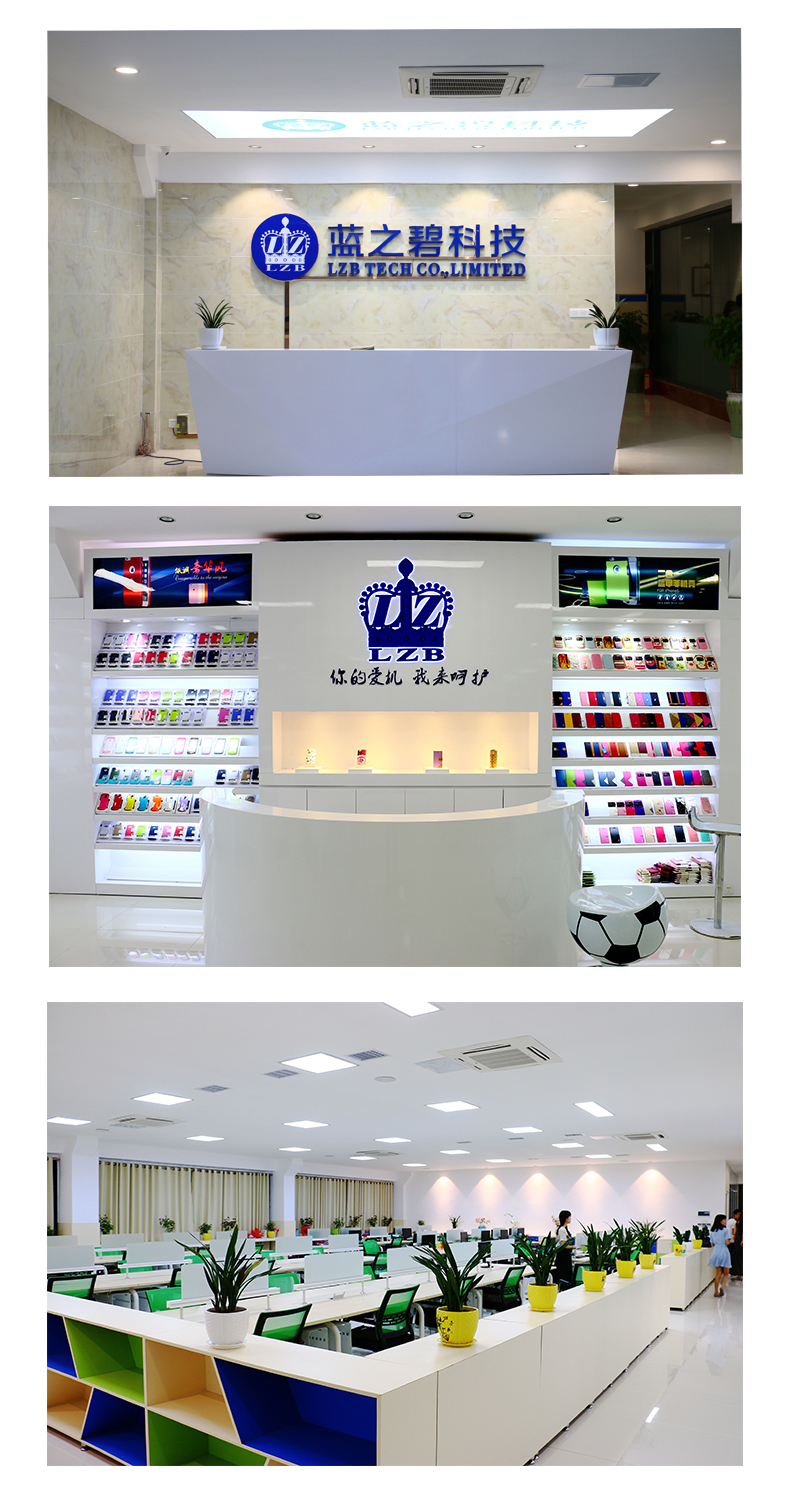 LZB-One of the biggest mobile phone accessories wholesaler